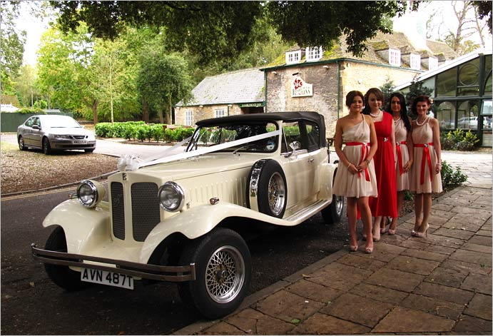 Oundle Wedding Car